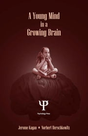 A Young Mind in a Growing Brain ebook by Jerome Kagan,Norbert Herschkowitz