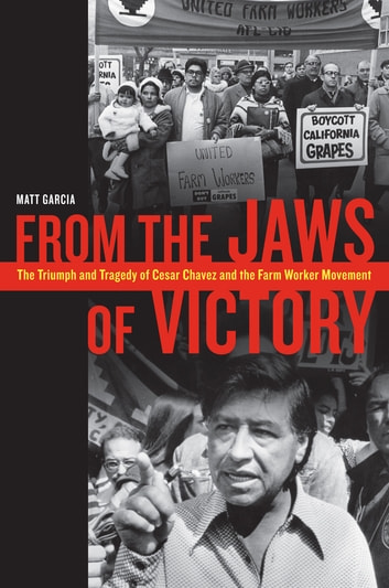 From the Jaws of Victory - The Triumph and Tragedy of Cesar Chavez and the Farm Worker Movement ebook by Matthew Garcia