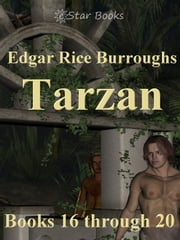 Tarzan books 16 through 20 ebook by Edgar Rice Burroughs