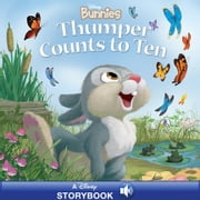 Disney Bunnies: Thumper Counts to Ten ebook by Kitty Richards