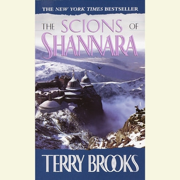 The Scions of Shannara audiobook by Terry Brooks