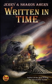 Written in Time ebook by Jerry Ahern,Sharon Ahern