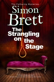 Strangling on the Stage ebook by Simon Brett