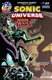 Sonic Universe #47 ebook by Ian Flynn, Tracy ,Yardley!, Jim Amash, Jack Morelli, Matt Herms Steve Downer