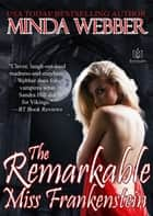 The Remarkable Miss Frankenstein ebook by Minda Webber