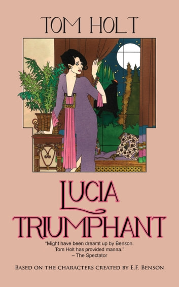 Lucia Triumphant ebook by Tom Holt