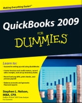 QuickBooks 2009 For Dummies ebook by Stephen L. Nelson