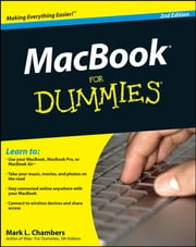 MacBook For Dummies ebook by Mark L. Chambers