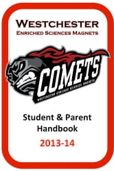 WESM Student/Parent Handbook - 2013-14 ebook by Westchester Enriched Sciences Magnets