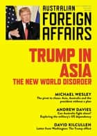 AFA2 Trump in Asia - The New World Disorder ebook by Jonathan Pearlman