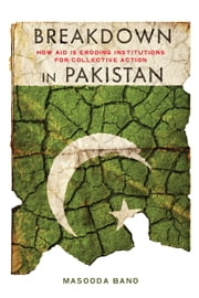 Breakdown in Pakistan - How Aid Is Eroding Institutions for Collective Action ebook by Masooda Bano