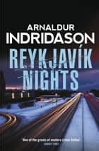 Reykjavik Nights ebook by