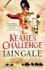 Keane's Challenge ebook by Iain Gale