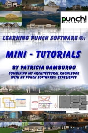 Learning Punch Software (R): Mini - Tutorials ebook by Patricia Gamburgo