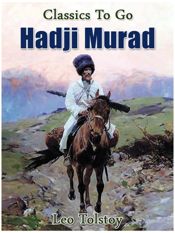 Hadji Murad ebook by Leo Tolstoy