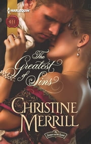 The Greatest of Sins ebook by Christine Merrill