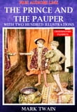 The Prince And The Pauper (Complete & Illustrated)(Free AudioBook Link)