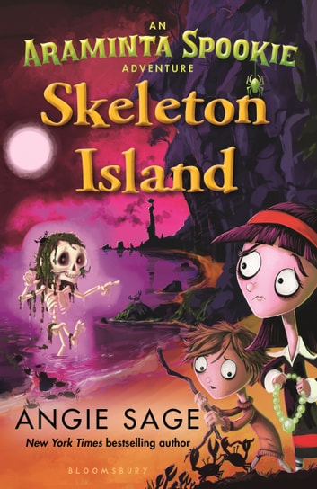 Skeleton Island ebook by Angie Sage