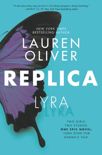 Replica ebook by Lauren Oliver