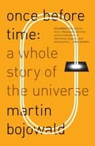 Once Before Time ebook by Martin Bojowald