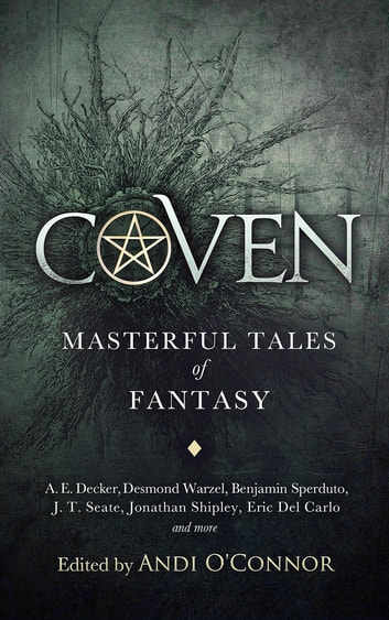 Coven - Masterful Tales of Fantasy ebook by