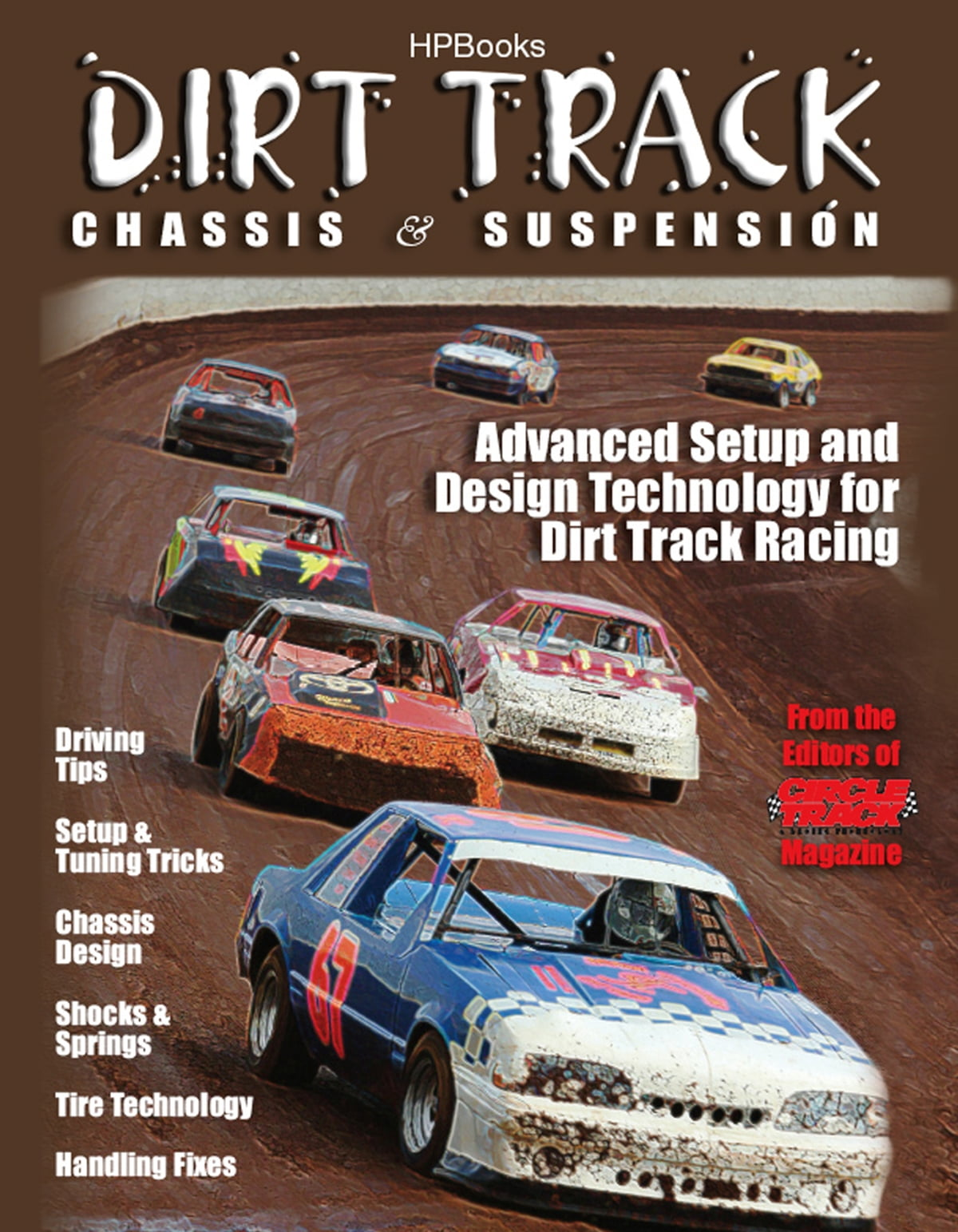 Dirt Track Chassis and SuspensionHP1511 eBook by The Editor of Circle Track  Magazine - 9781101157107   Rakuten Kobo