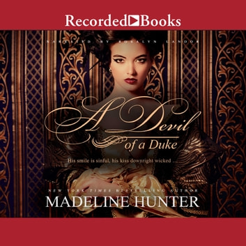 A Devil of a Duke audiobook by Madeline Hunter