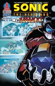 Sonic the Hedgehog #224 ebook by Ian Flynn,Ben Bates,Terry Austin,Jamal Peppers