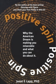Positive Spin - Can You Still Achieve the American Dream? ebook by Janet E Lapp