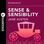 Sense and Sensibility - Booktrack Edition Áudiolivro by Jane Austen