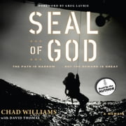SEAL of God Audiolibro by Chad Williams, David Thomas