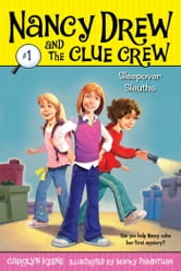 Sleepover Sleuths ebook by Carolyn Keene