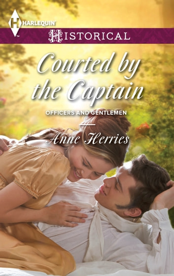 Courted by the Captain ebook by Anne Herries