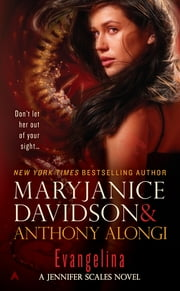 Evangelina ebook by MaryJanice Davidson,Anthony Alongi
