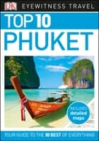 Top 10 Phuket ebook by DK Travel