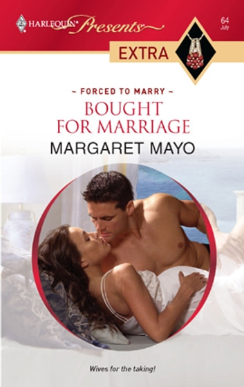 Bought for Marriage ebook by Margaret Mayo
