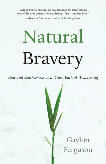 Natural Bravery - Fear and Fearlessness as a Direct Path of Awakening ebook by Gaylon Ferguson