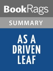 As A Driven Leaf by Milton Steinberg | Summary & Study Guide ebook by BookRags