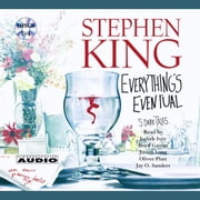 Everything's Eventual - Five Dark Tales audiobook by Stephen King