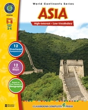 Asia Gr. 5-8 ebook by Irene Evagelelis,David McAleese