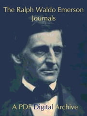 Ralph Waldo Emerson Journals, Volume 2 ebook by Emerson, Ralph, Waldo