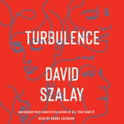 Turbulence - A Novel audiobook by David Szalay