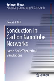 Conduction in Carbon Nanotube Networks - Large-Scale Theoretical Simulations ebook by Robert Bell