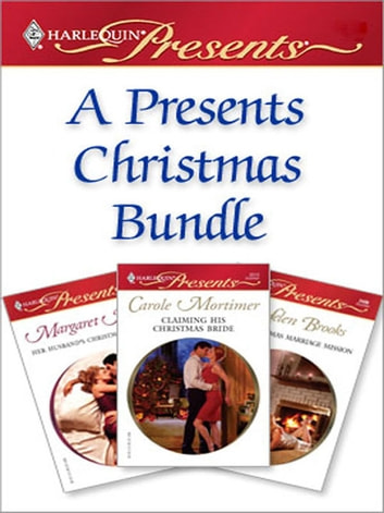 A Presents Christmas Bundle - An Anthology ebook by Margaret Mayo,Helen Brooks,Carole Mortimer