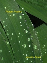 Ponder Psalms ebook by Jennifer Stone