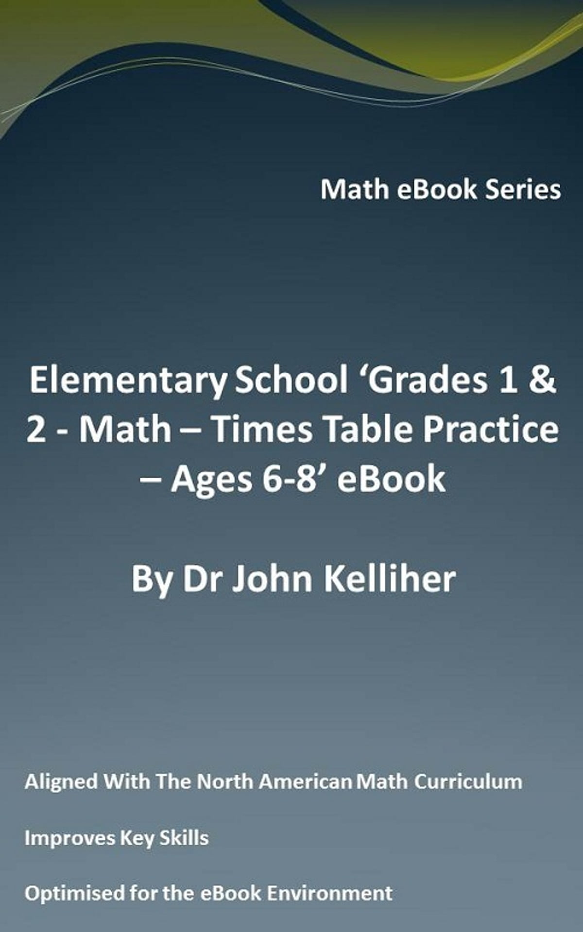 PDF Elementary School Grades 1 & 2 Maths Times Table