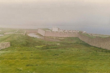 The Great Fortress: a Chronicle of Louisbourg 1720-1760 ebook by William Wood