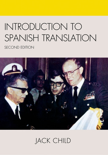 Introduction to Spanish Translation ebook by Jack Child