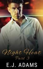 Night Heat Part 3 - Night Heat: An Alpha Millionaire Romance, #3 ebook by E.J. Adams