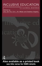 Inclusive Education ebook by Hegarty, Seamus